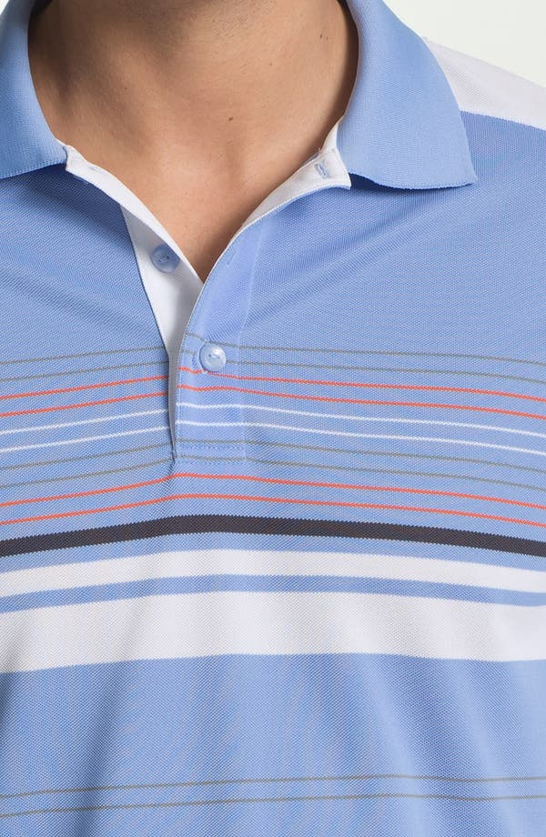 Alternate Image 3  - Cutter & Buck 'Olympic Stripe' DryTec Polo