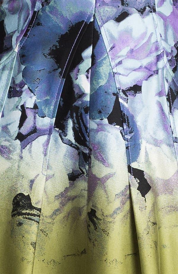 Alternate Image 3  - Vince Camuto Print Fit & Flare Dress