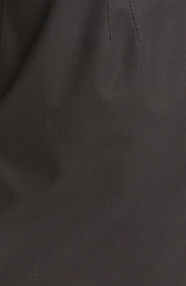 Alternate Image 3  - Tahari Woman 'Dakota' Colorblock Sheath Dress (Plus Size)