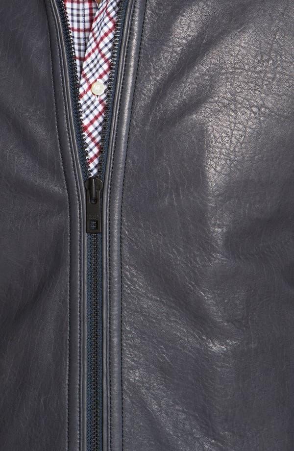 Alternate Image 3  - Andrew Marc 'Forest' Leather Moto Jacket