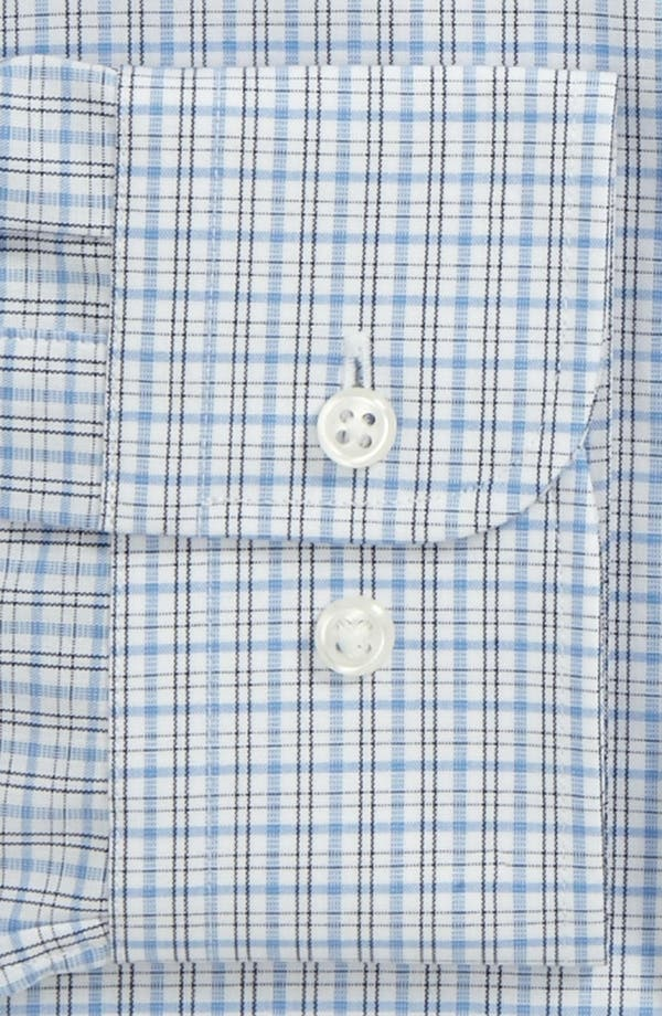 Alternate Image 2  - Nordstrom Trim Fit Non-Iron Dress Shirt (Online Only)