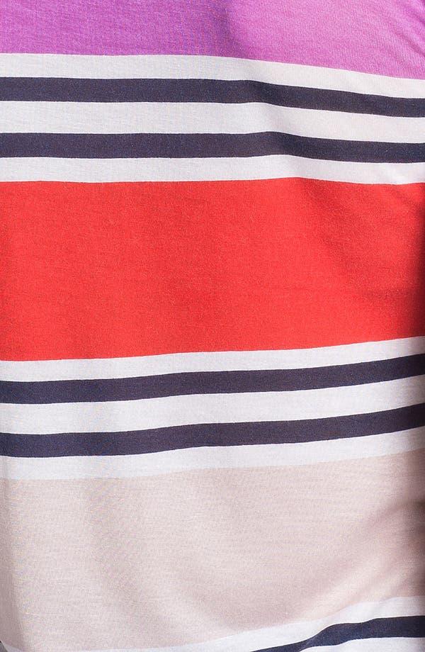 Alternate Image 3  - Splendid Stripe One Button Henley