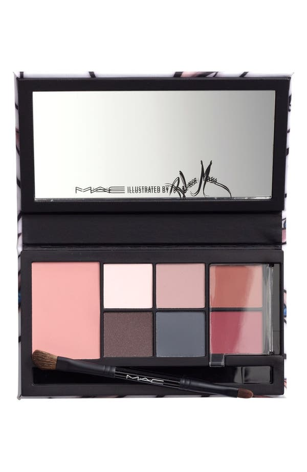 Main Image - M·A·C 'Illustrated' Face Kit (Plum) (Nordstrom Exclusive) ($101 Value)