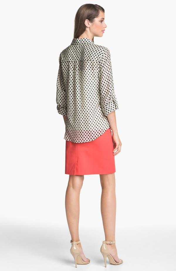 Alternate Image 4  - Matty M Oversized Shirt