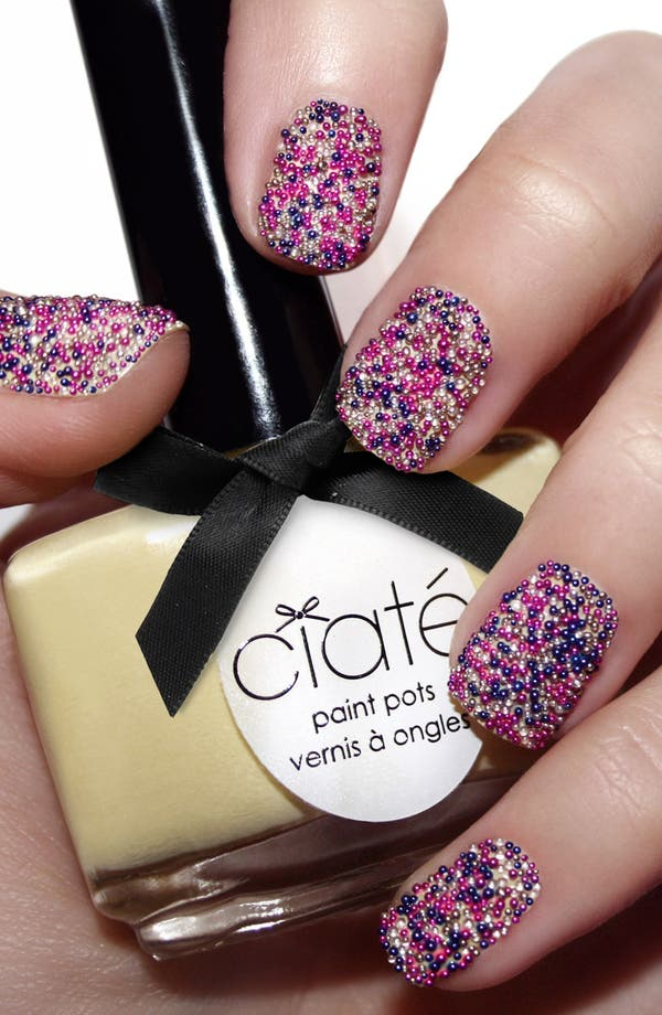 Alternate Image 2  - Ciaté 'Caviar Manicure™ - Lemon Fizz' Set