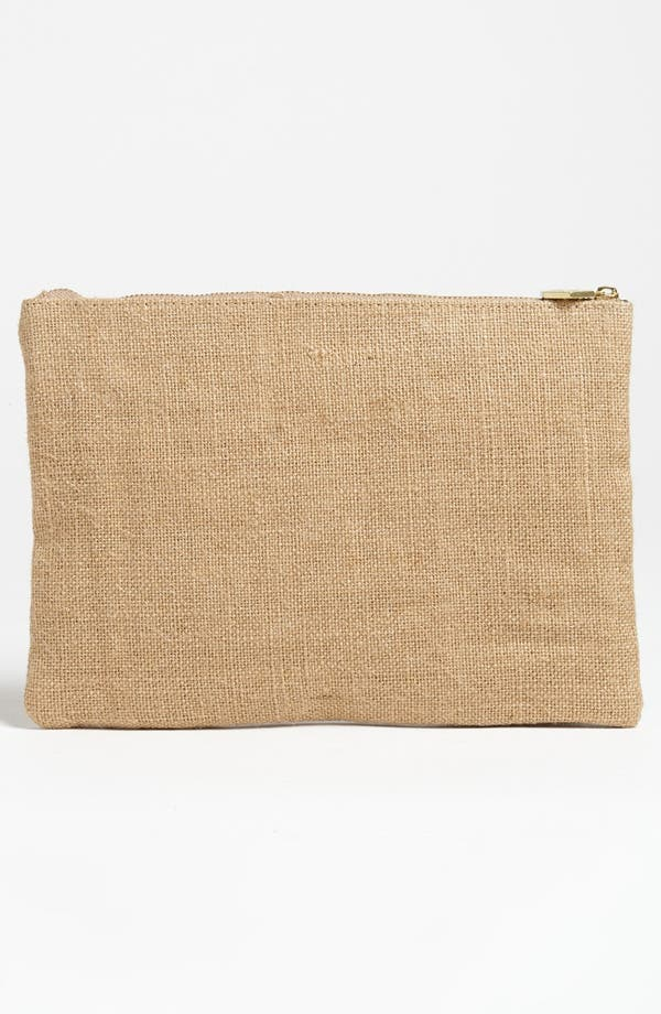 Alternate Image 4  - Jonathan Adler 'Scooter' Canvas Pouch
