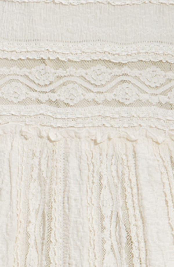 Alternate Image 3  - Eliza J Tiered Lace Maxi Dress