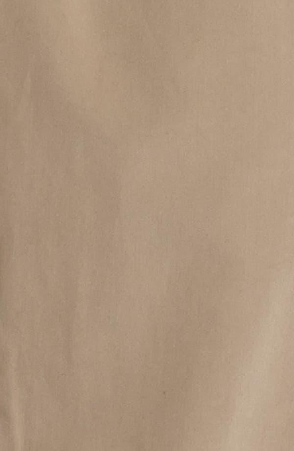 Alternate Image 3  - BCBGMAXAZRIA Asymmetrical Zip Belted Anorak