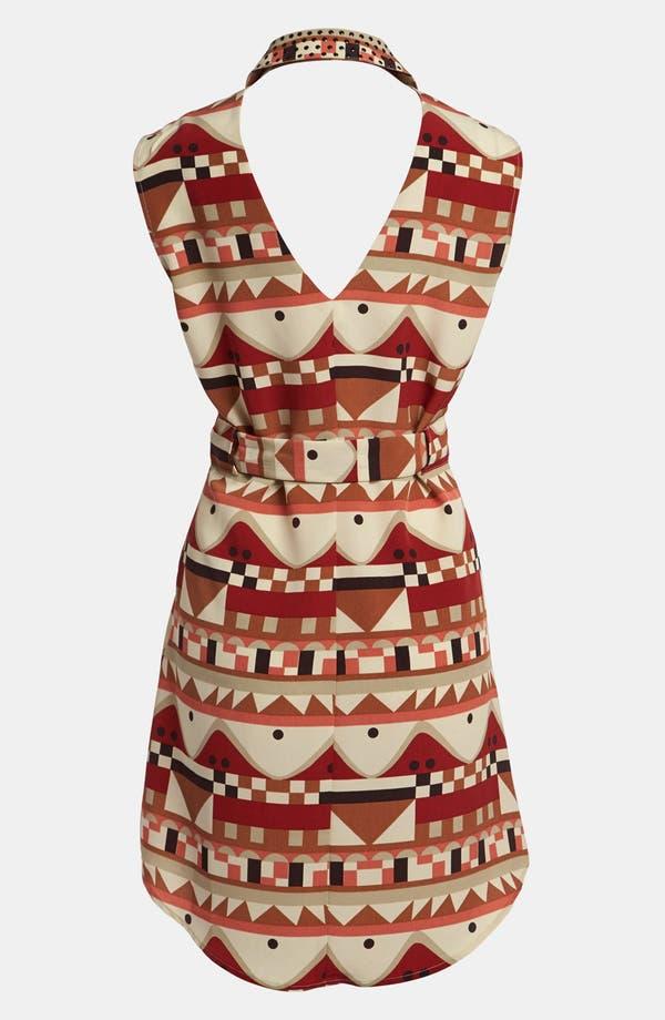 Alternate Image 2  - Viva Vena! Cutout Back Dress