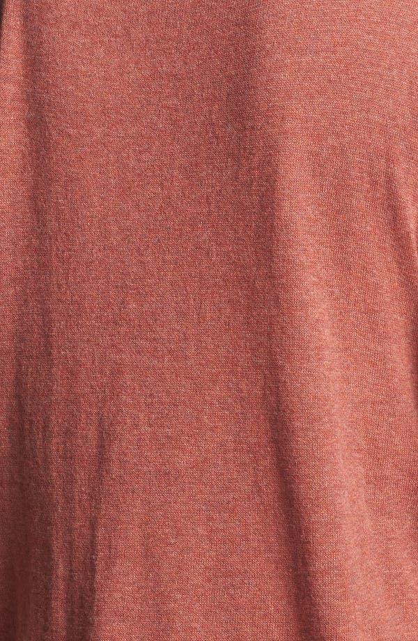Alternate Image 3  - Trouvé Fringe Trim Sweater