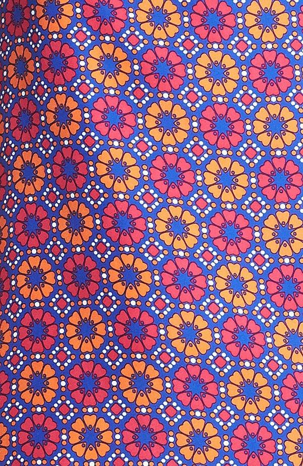 Alternate Image 4  - Miss Wu Geo Tile Print Silk Twill Tank (Nordstrom Exclusive)