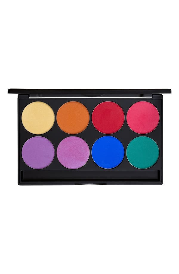 Main Image - Gorgeous Cosmetics 'Neon' Eight-Pan Beauty Palette