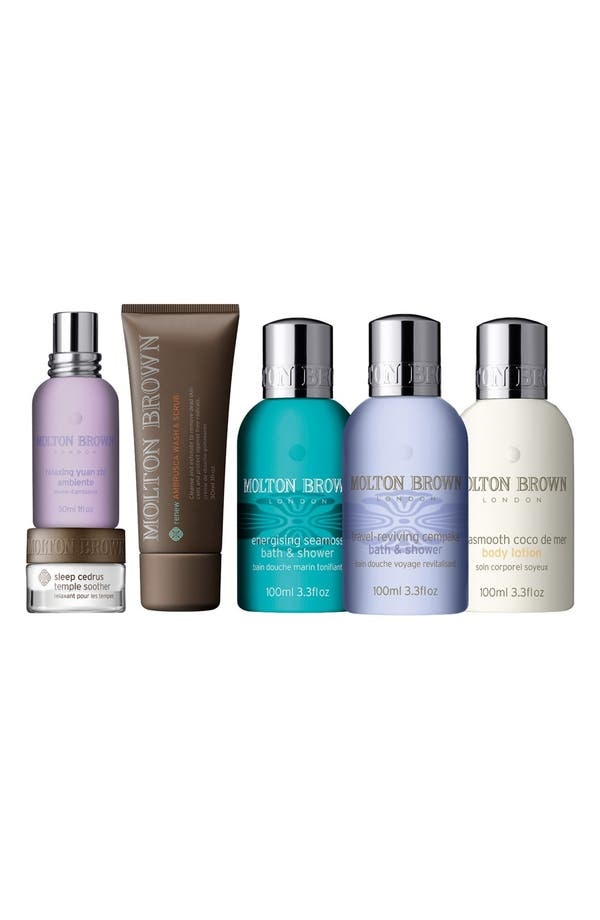 Alternate Image 1 Selected - MOLTON BROWN London Frequent Traveller Set