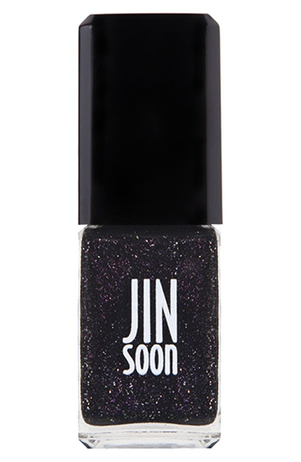 Jinsoon 'OBSIDIAN' NAIL LACQUER - NO COLOR