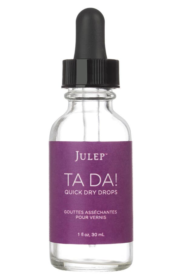 Alternate Image 1 Selected - Julep™ Ta-Da Quick Dry Polish Drops