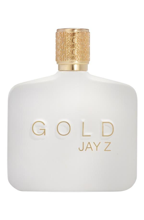 Alternate Image 1 Selected - JAY Z 'Gold' Eau de Toilette