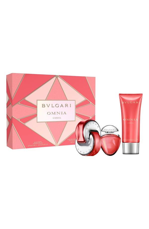 Main Image - BVLGARI 'Omnia Coral' Set ($145 Value)