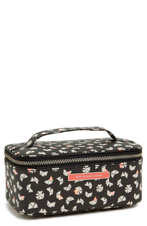 Alternate Image 1 Selected - MARC BY MARC JACOBS 'Travel - Pinwheel' Cosmetics Case