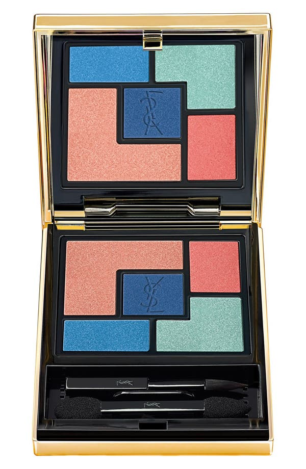 Alternate Image 1 Selected - Yves Saint Laurent 'Summer' Eyeshadow Palette
