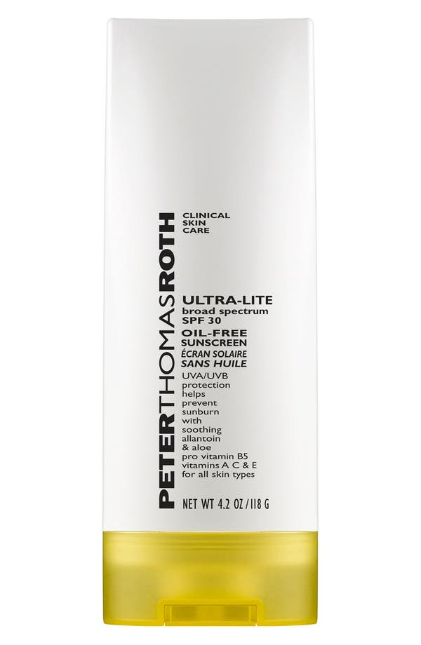 Alternate Image 1 Selected - Peter Thomas Roth Ultra-Lite SPF 30 Oil-Free Sunscreen