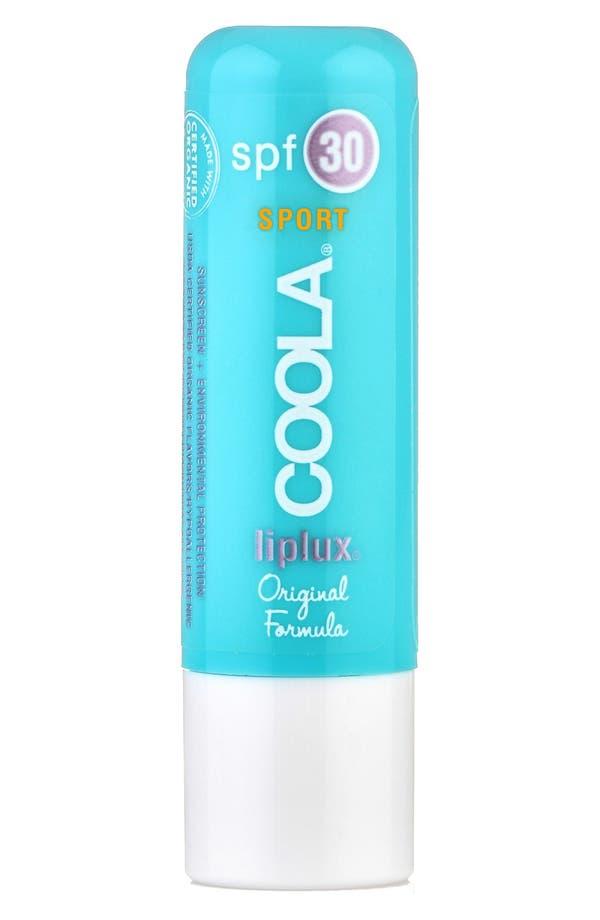 COOLA<sup>®</sup> Suncare Liplux Sport Lip Treatment SPF 30,                         Main,                         color, No Color