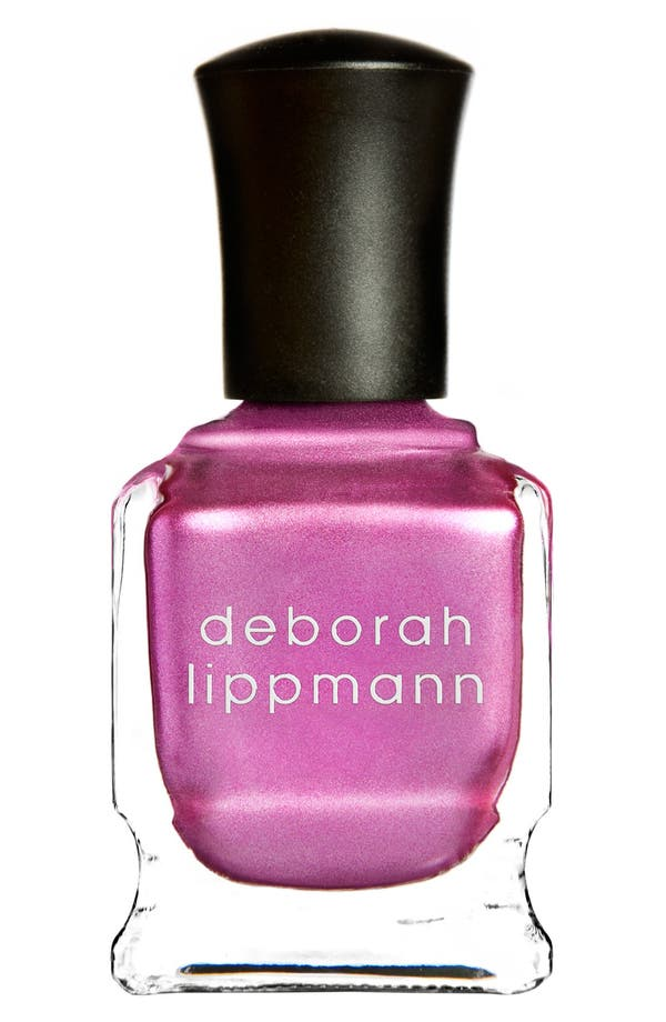 Alternate Image 1 Selected - Deborah Lippmann 'Luxe Chrome' Nail Color (Limited Edition)