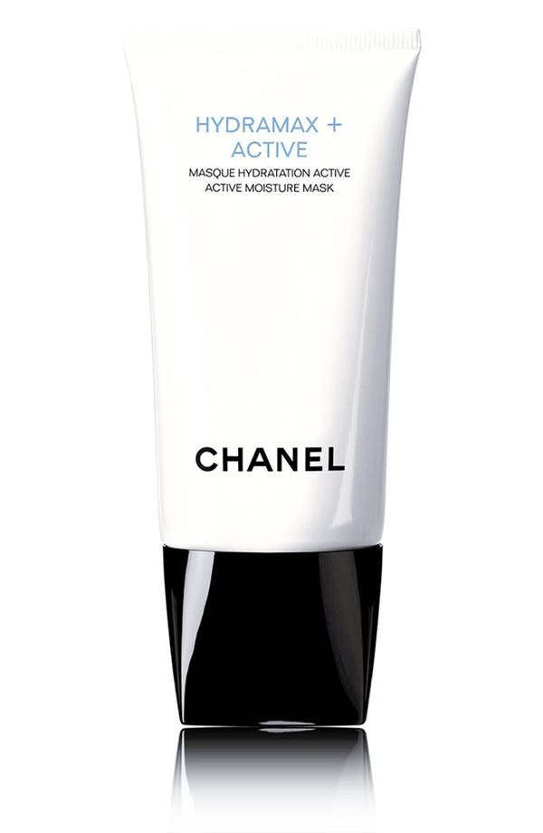 Alternate Image 1 Selected - CHANEL HYDRAMAX + ACTIVE Active Moisture Mask
