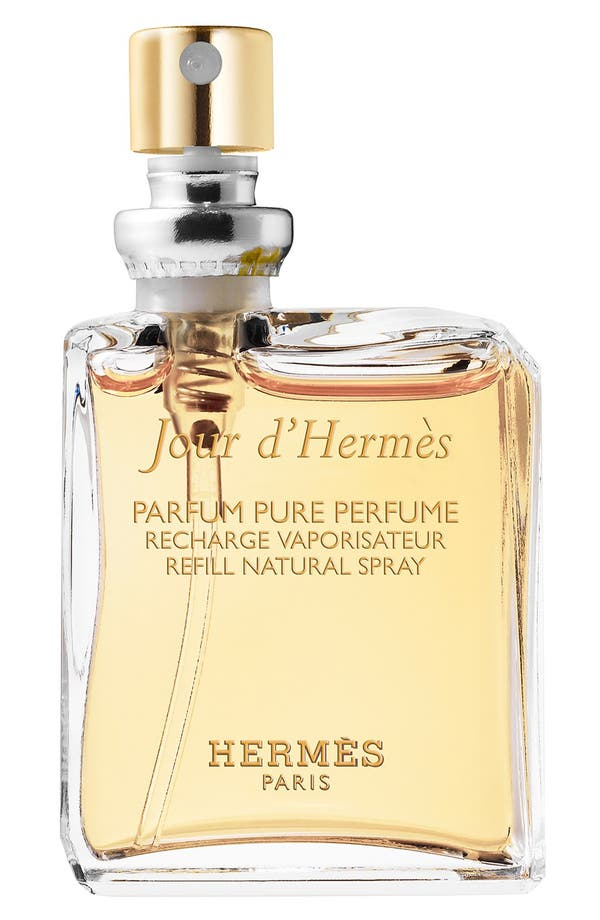 Jour d'Hermès - Pure perfume lock spray refill,                         Main,                         color, No Color