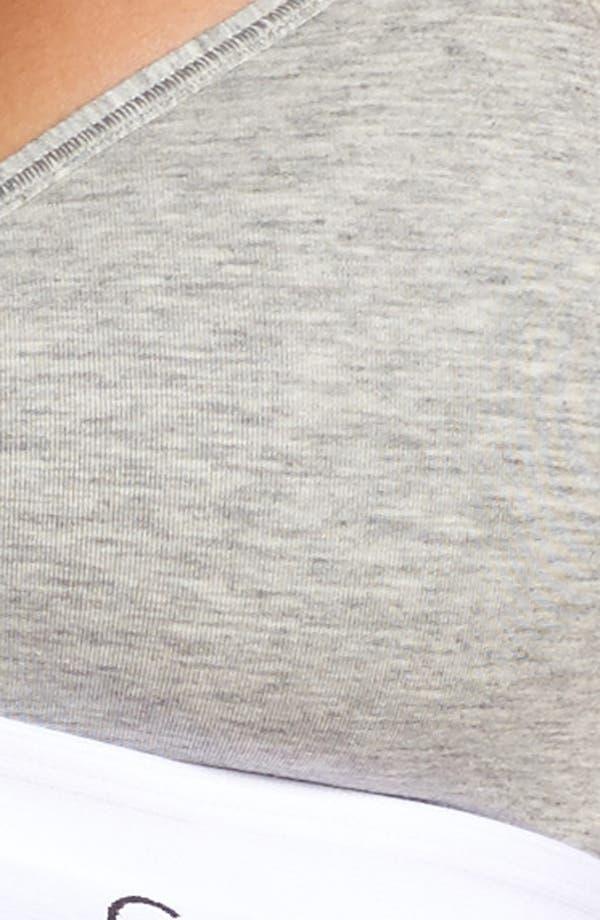 Alternate Image 5  - Calvin Klein Modern Cotton Bra