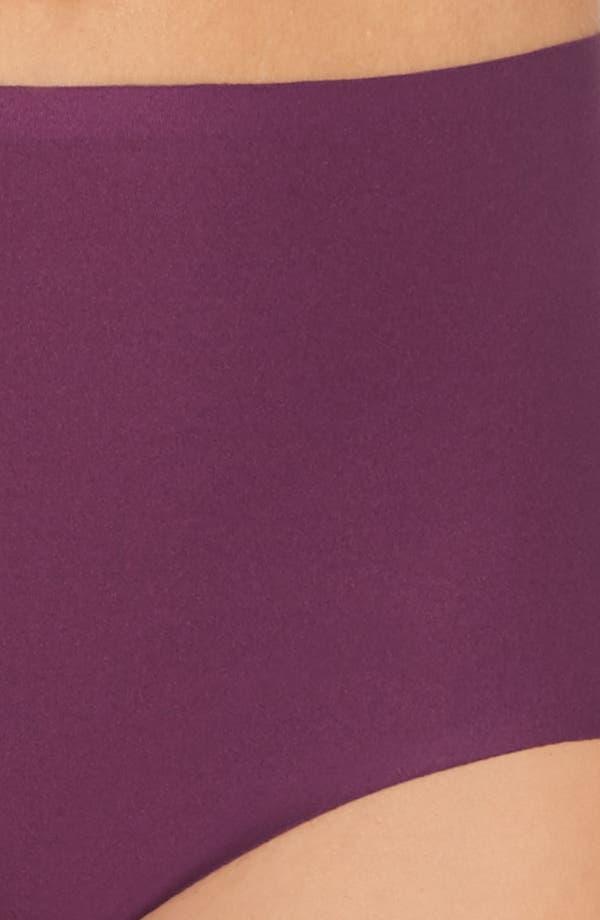 Alternate Image 5  - Chantelle Intimates Soft Stretch High Waist Seamless Briefs