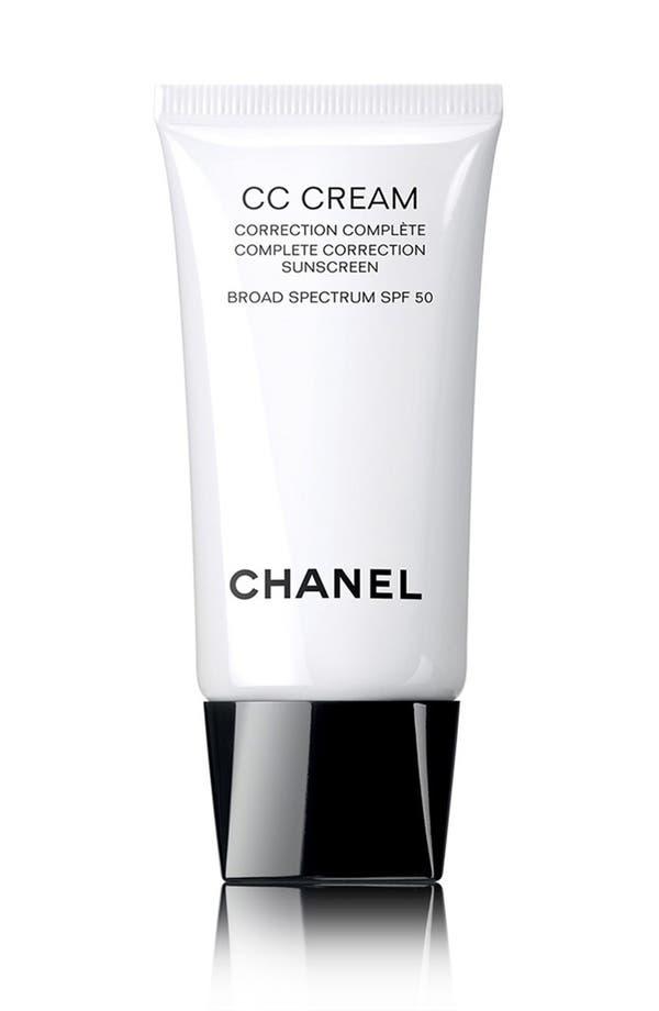 CC CREAM<br />Complete Correction Sunscreen Broad Spectrum SPF 50,                             Main thumbnail 1, color,                             30 Beige