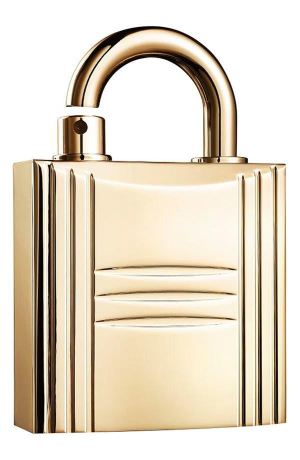 Pure perfume refillable lock spray gold,                         Main,                         color, No Color