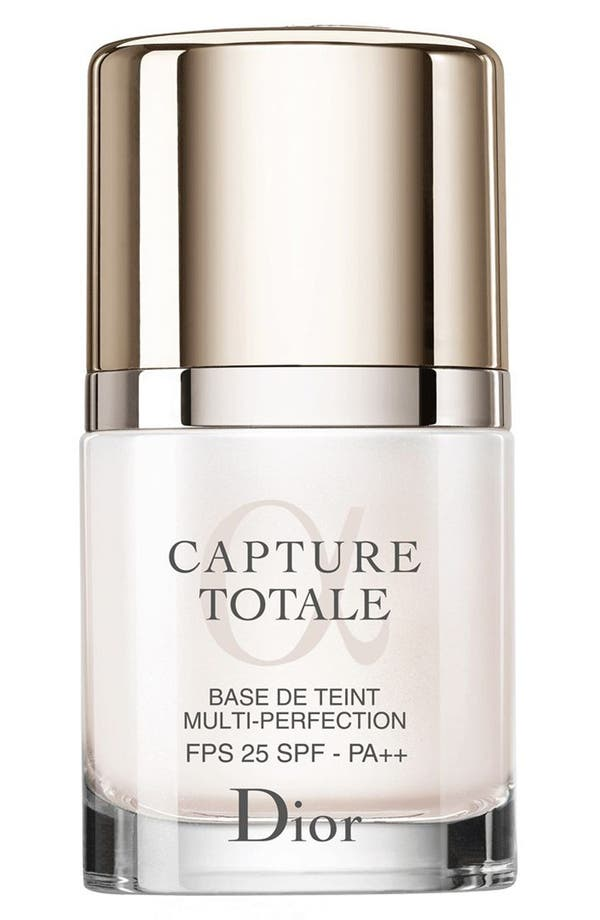 Alternate Image 1 Selected - Dior 'Capture Totale' Multi-Perfection Refining Base SPF 25 PA++