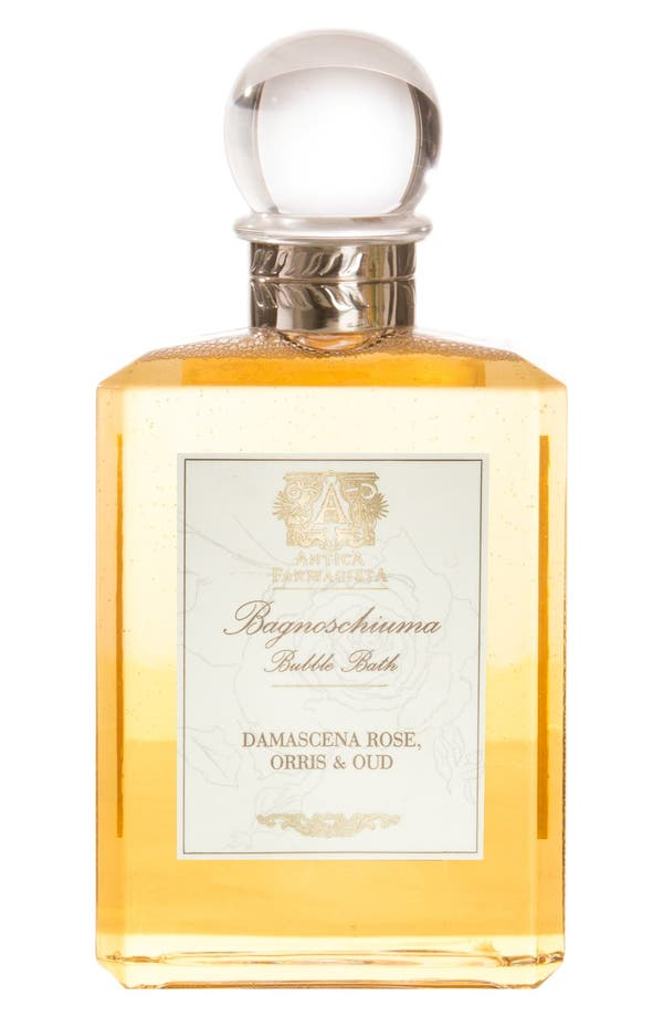 Damascena Rose, Orris & Oud Bubble Bath,                         Main,                         color, No Color