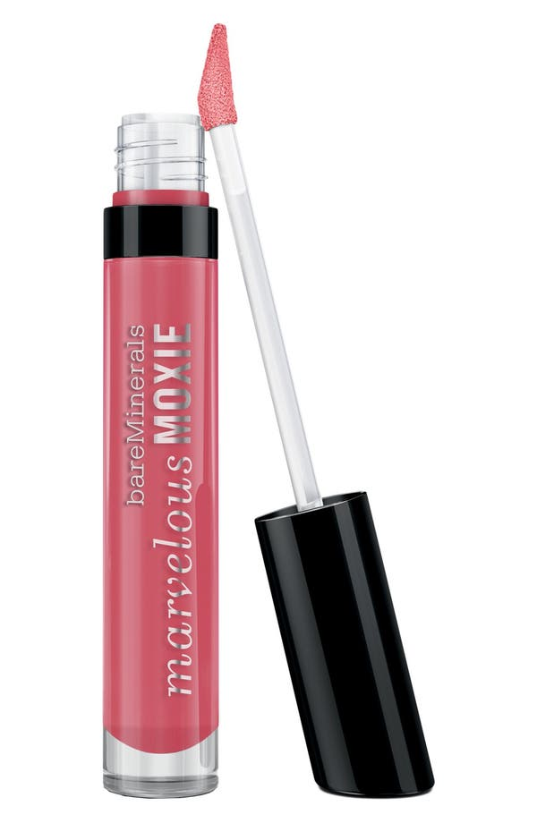 Main Image - bareMinerals® Marvelous Moxie™ Plumping Lipgloss