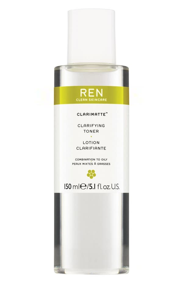Alternate Image 1 Selected - SPACE.NK.apothecary REN Clarimatte™ Clarifying Toner