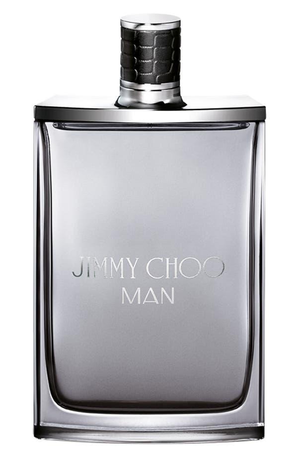 Main Image - Jimmy Choo MAN Jumbo Eau de Toilette Spray (Limited Edition) (6.7 oz.)
