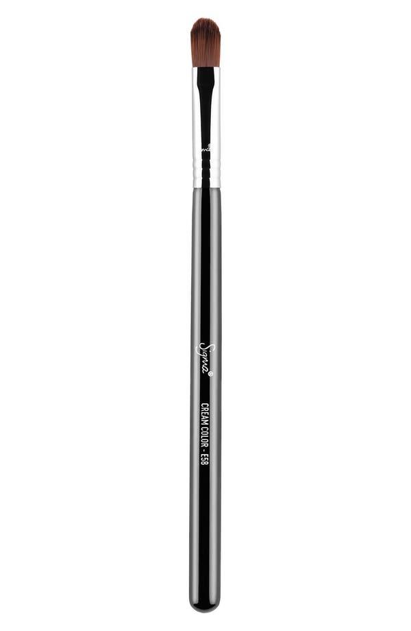 Alternate Image 1 Selected - Sigma Beauty E58 Cream Color Brush