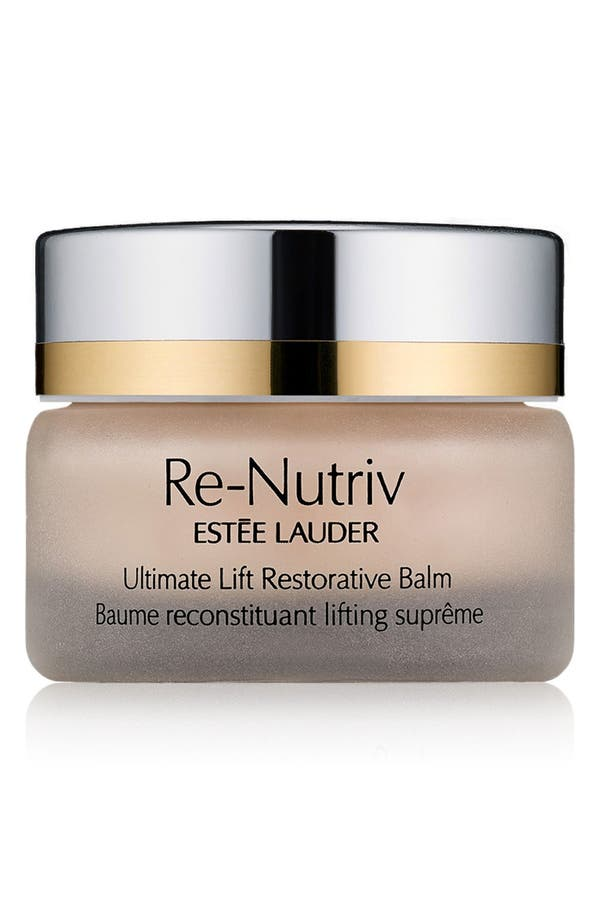 Re-Nutriv Ultimate Lift Restorative Balm,                             Main thumbnail 1, color,                             No Color