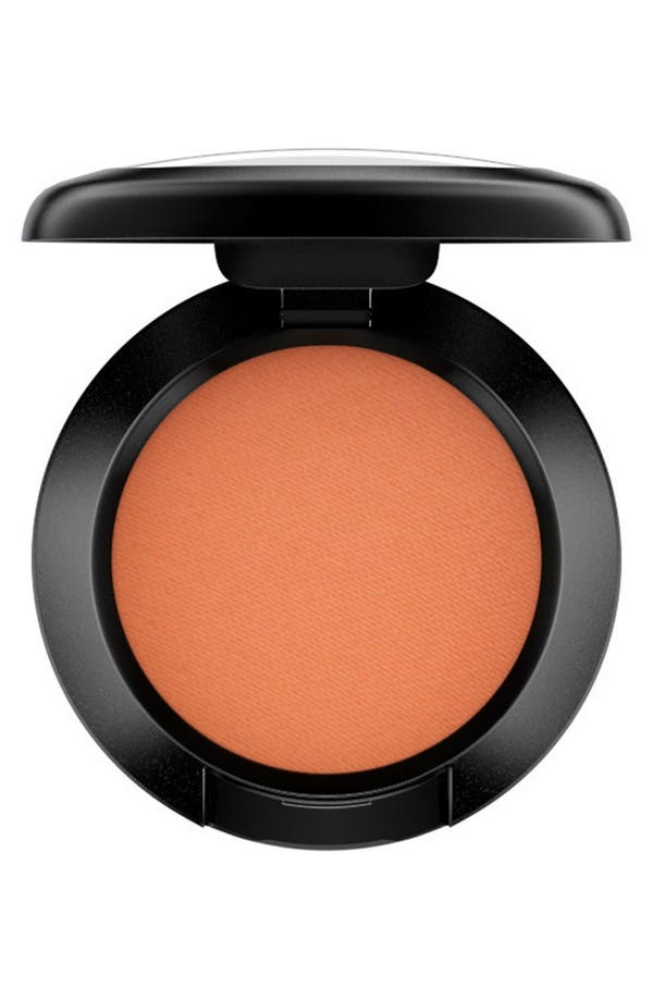 Alternate Image 1 Selected - MAC Orange/Yellow Eyeshadow