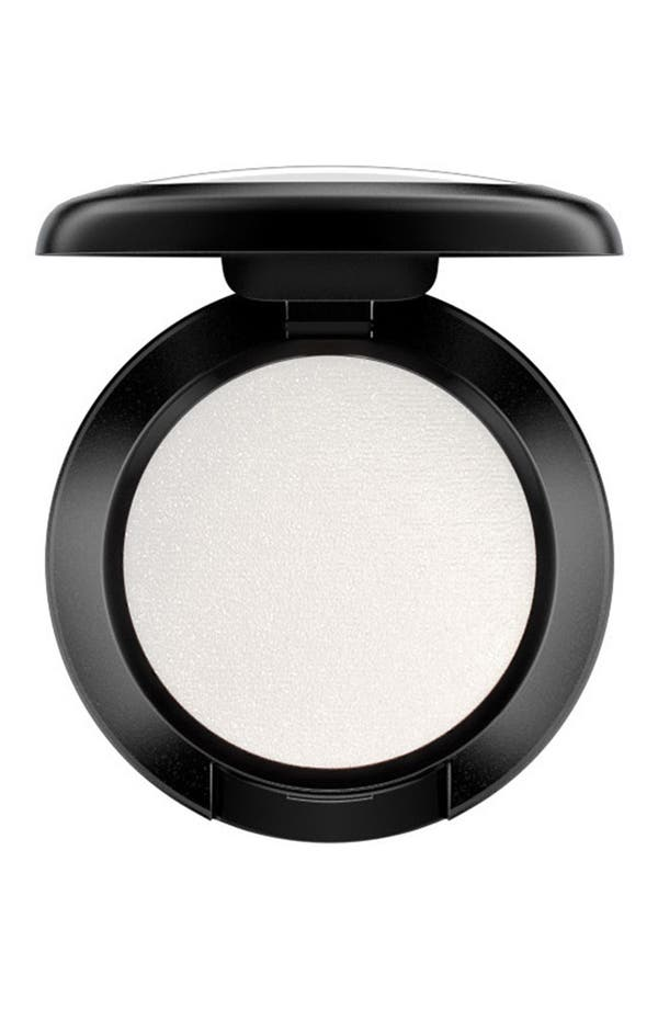 MAC Grey/Black Eyeshadow,                             Main thumbnail 1, color,                             White Frost (F)