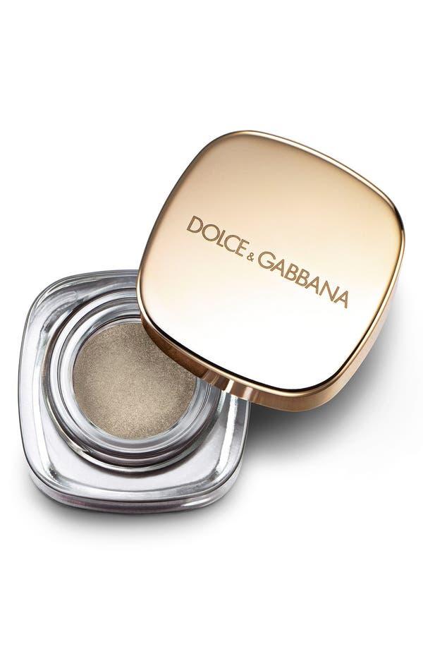 Main Image - Dolce&Gabbana Beauty 'Perfect Mono' Matte Cream Eye Color
