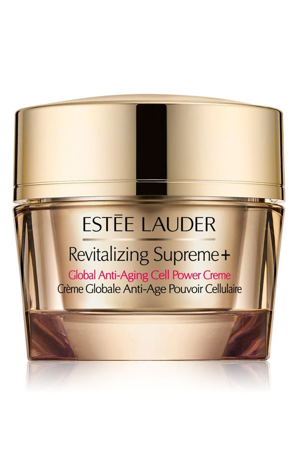 Revitalizing Supreme+ Global Anti-Aging Cell Power Creme,                             Main thumbnail 1, color,                             No Color