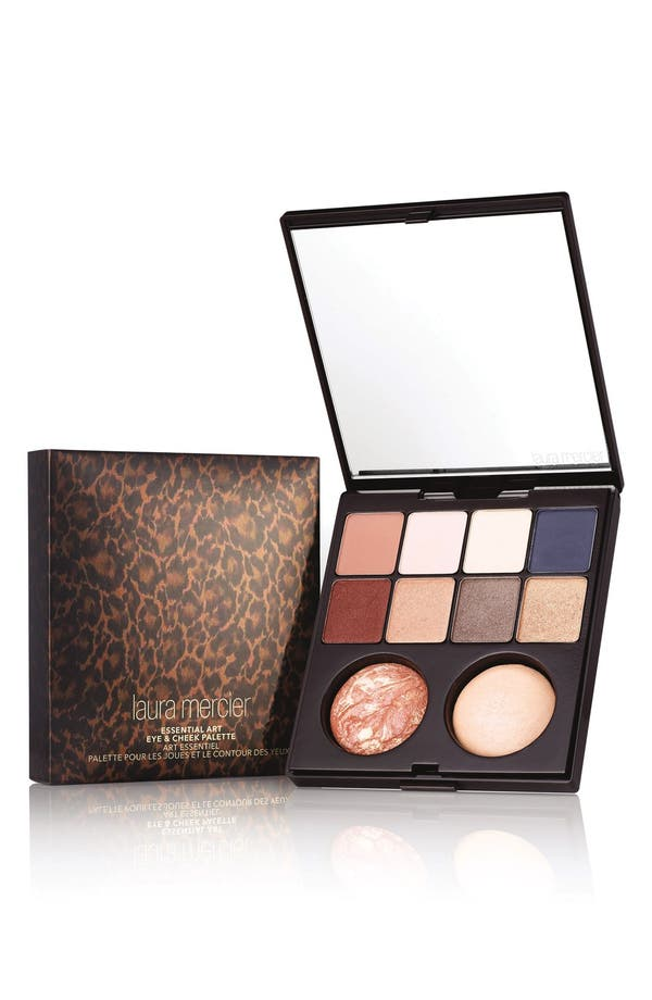 Alternate Image 1 Selected - Laura Mercier 'Essential Art' Eye & Cheek Palette (Limited Edition) ($155 Value)