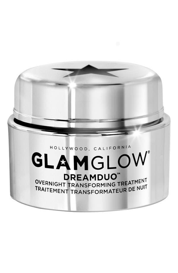 Main Image - GLAMGLOW® DREAMDUO™ Overnight Transforming Treatment