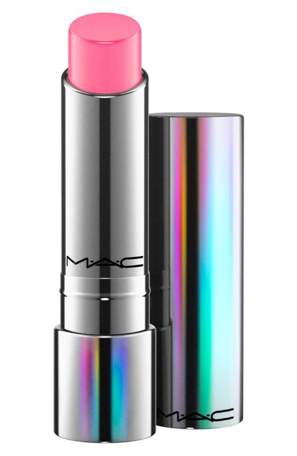 MAC Tendertalk Lip Balm,                             Main thumbnail 1, color,                             Teddy Pink