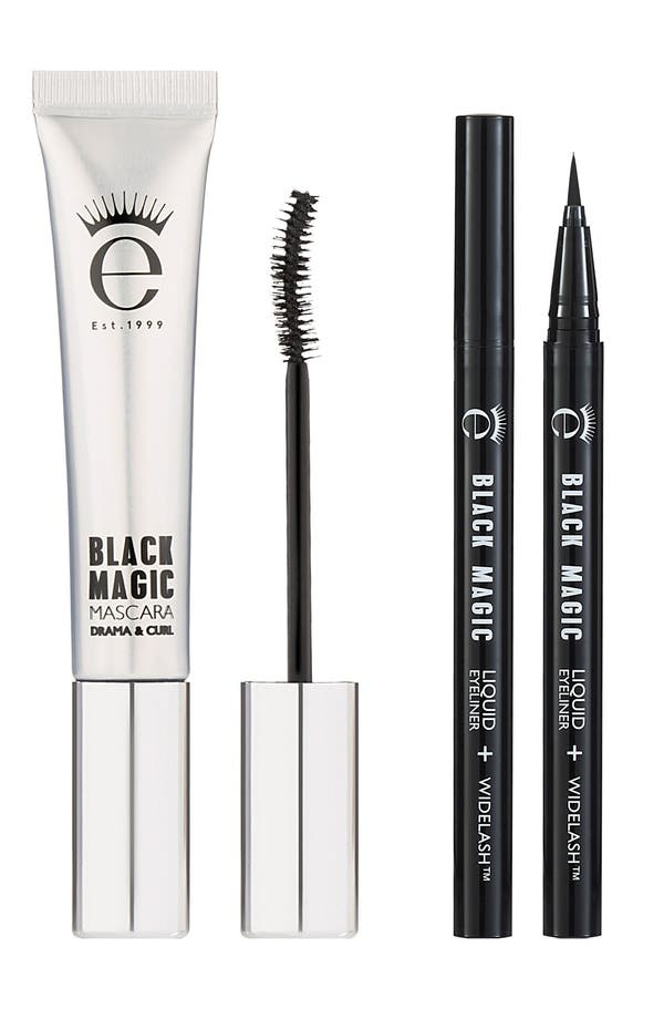 Black Magic Mascara & Liquid Eyeliner Duo,                         Main,                         color, No Color