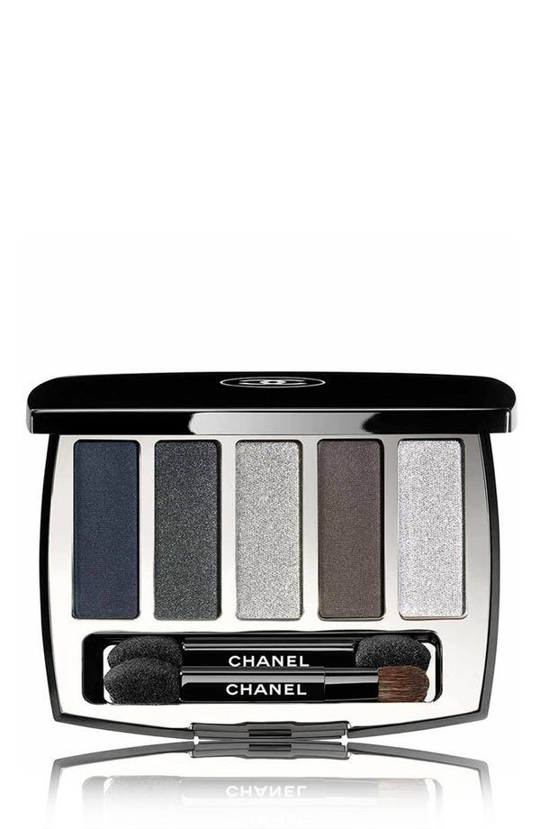 Alternate Image 1 Selected - CHANEL ARCHITECTONIC Eyeshadow Palette (Limited Edition)
