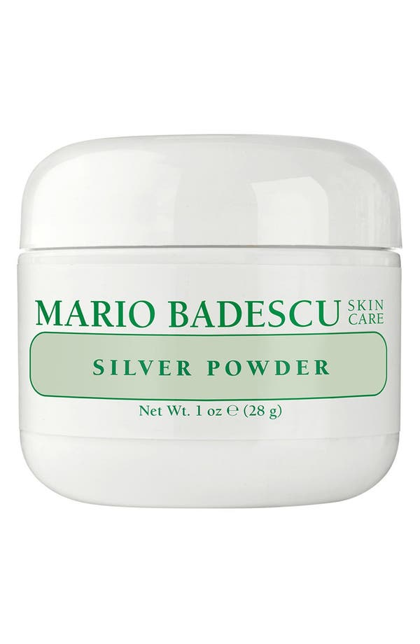 Silver Powder,                         Main,                         color, No Color