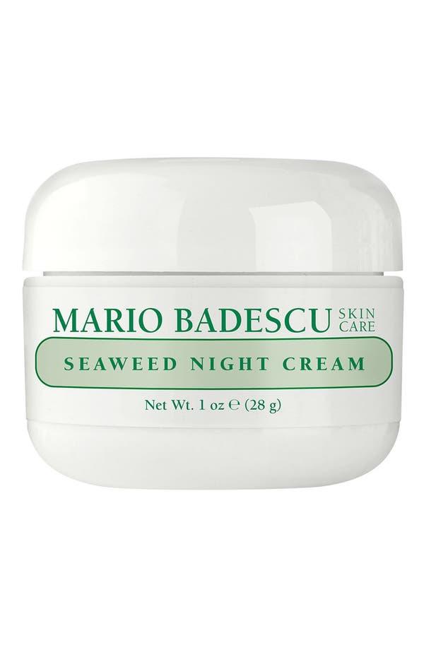 Alternate Image 1 Selected - Mario Badescu Seaweed Night Cream